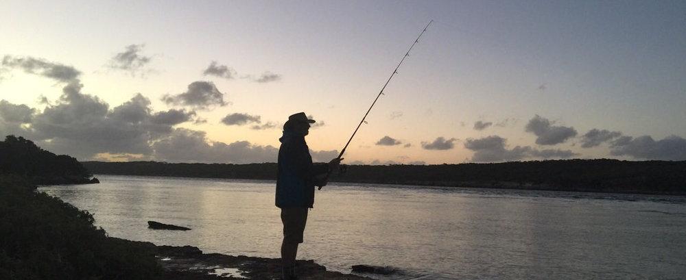 Fishing - just because