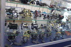 Fishing reels  to match those rods