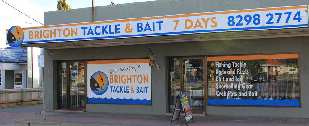 Brighton Tackle and Bait Shop on Brighton Road